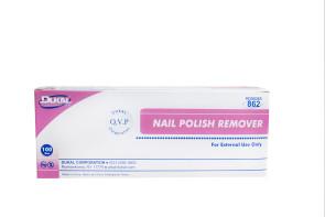 Nail Polish Remover Pads 100/Box