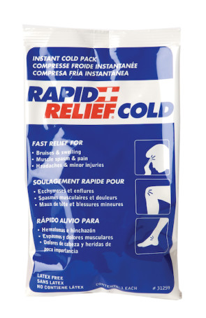 Rapid Cold Instant Cold Packs 24/Case
