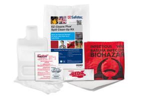EZ Clean-Up Response Kit