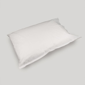 Economy Disposable Pillow Cases, 100/Case