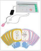 Infant/Child Training Electrode Kit for LifePak AEDs