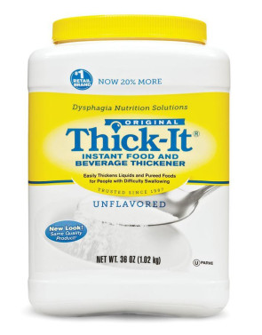 Thick It Original Food Thickener, 36 Oz Can