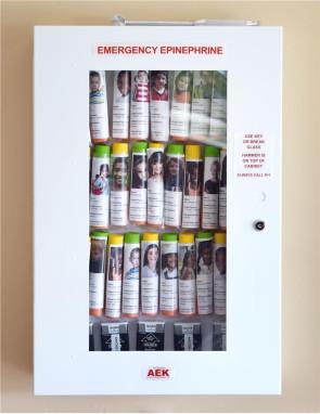 32-Unit AEK Epinephrine Cabinet