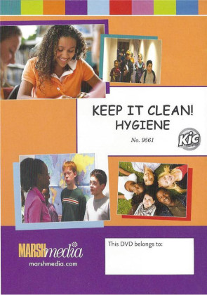 Keep It Clean! DVD