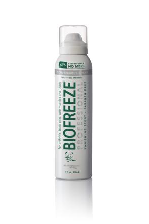 BioFreeze Continuous Spray, 4 Oz