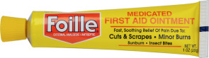 Foille® Medicated First Aid Ointment, 1 Oz