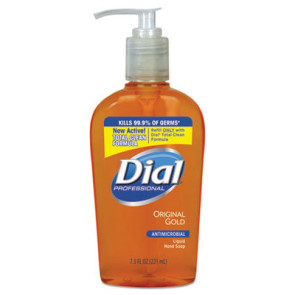 Dial® Liquid Soap, 7.5 Oz. Pump
