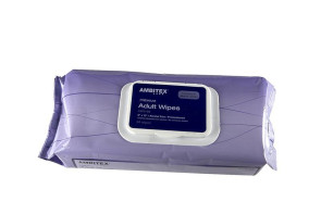 Economy Wipes, 60/Pack