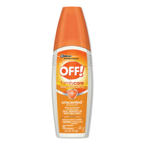 Off Family Care Insect Repellent Spray, 6 Oz