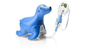 Sami the Seal Nebulizer