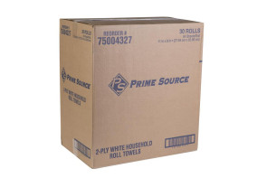 2-Ply Paper Towels 84/Roll, Case of 30 Rolls