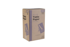 """Table Paper Crepe 18"""" x 125' Case of 12 Rolls"""