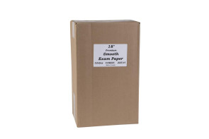 """Table Paper Smooth Finish 18"""" x 225' Case of 12 rolls"""