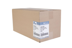 """Perforated Poly Crepe 18"""" Exam Paper, Case of 9 Rolls"""