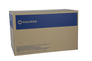 Small Halyard Purple Nitrile Gloves, 10 Boxes/Case