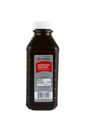 Hydrogen Peroxide, 8 Oz