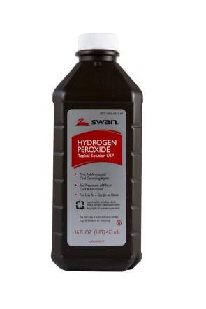 Hydrogen Peroxide, Pint