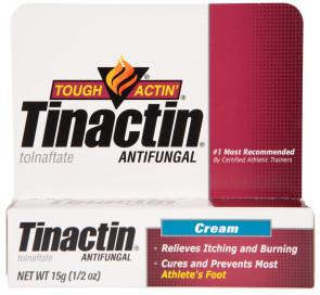 Tinactin Anti-Fungal Cream 15 gm