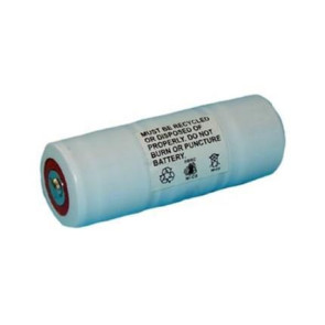 Economy Rechargeable Battery - Orange Lettering