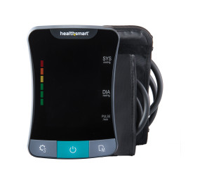 HealthSmart® Premium Series Upper Arm Digital BP Monitor