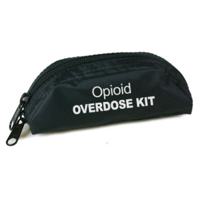 Opioid Overdose Kit, Single Dose Carrying Case