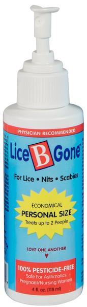 4 Oz Lice B Gone™ Lice Shampoo