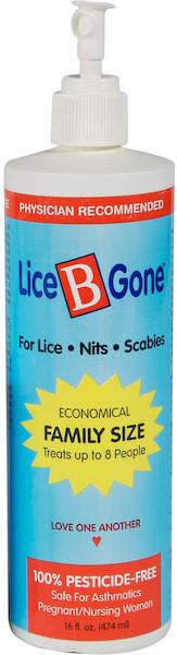 16 Oz Lice B Gone™ Lice Shampoo
