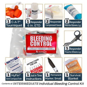 NAR Individual Bleed Control Kit, Intermediate,Vacuum Sealed