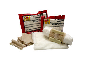 "H & H Medical ""H"" Bandage, 8"" X 10"", Flat Folded"