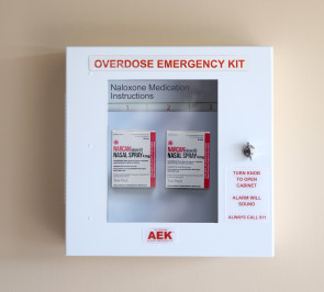 Overdose Emergency Kit Non-Locking Cabinet