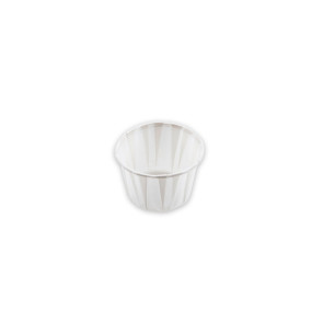 .50 Oz Paper Souffle Cups, 250/Tube