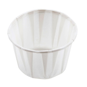 .75 oz. Paper Souffle Cups, Case of 5000