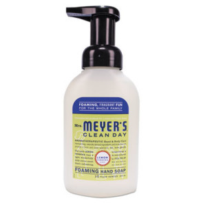 Mrs. Meyer's Clean Day Foaming Hand Soap, 10 Oz., Lemon