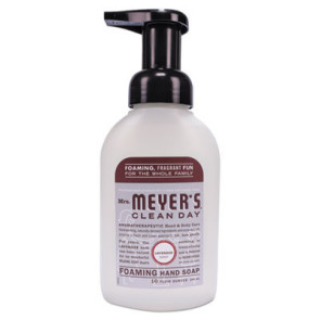 Mrs. Meyer's Clean Day Foaming Hand Soap, 10 Oz, Lavender