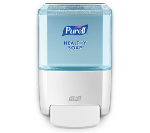 Purell ES4 Push Soap Dispenser, White