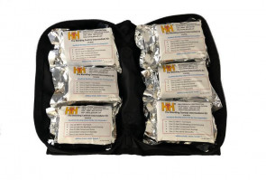 H & H Medical Grab & Throw Intermediate Kits, 6/pack