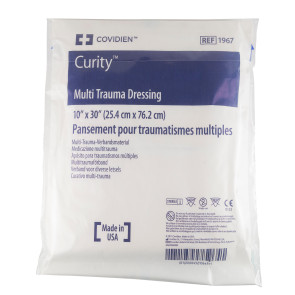 Kendall Curity Sterile Multi-Trauma Dressing