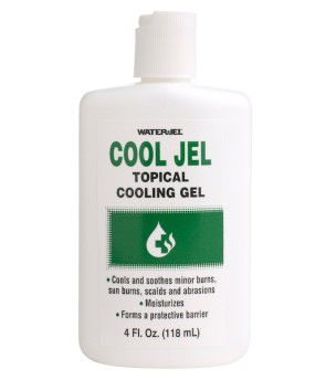 4 Oz Water Jel® Cool Jel, Squeeze Bottle
