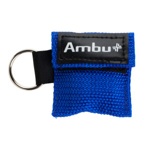 Ambu® Res-Cue® Key with Blue Woven Case