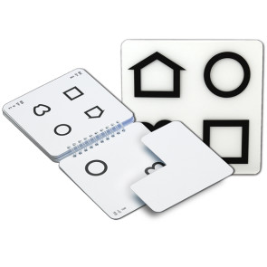 Good-Lite 10 Foot Vision Book, LEA Single Symbol