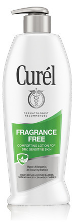 Curel Fragrance-Free Formula Lotion, 13 Oz