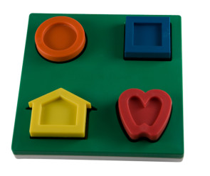 Good-Lite Plastic 3-D LEA Symbol Set