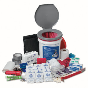25-Student Lockdown & Emergency Response Kit