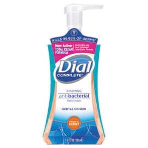 Dial® Complete® Foam Soap, 7.5 Oz Pump