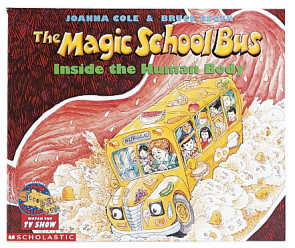 The Magic School Bus, Inside the Human Body