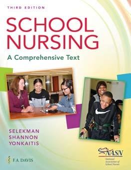 School Nursing: A Comprehensive Text, 3rd Edition