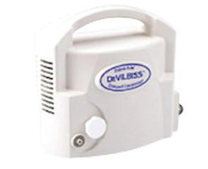 Devilbiss® Compact Compressor Nebulizer System