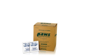 P.A.W.S. Personal Antimicrobial Wipe, 100/Box