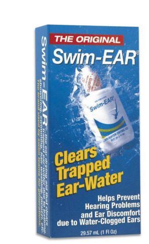 Swim Ear, 1 Oz