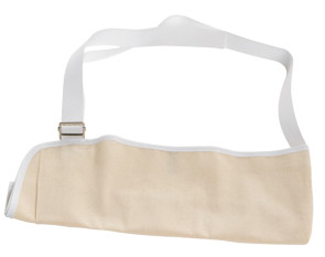 "Disposable Arm Sling, Muslin, X-Large, 10-1/2"" x 17-1/2"""